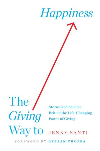 The Giving Way to Happiness book cover