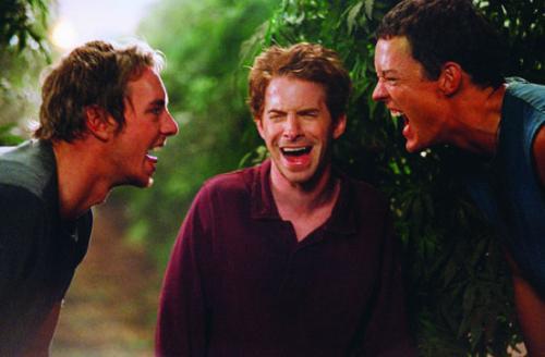 Dax Shepard,Seth Green,Matthew Lillard