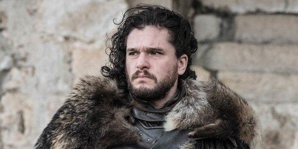 jon snow upset game of thrones series finale