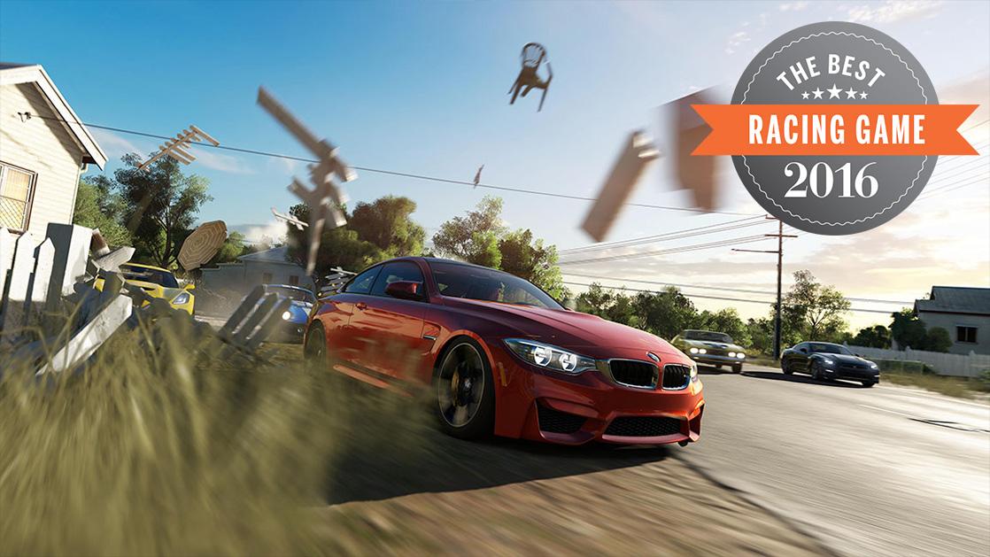 Best Racing Game 2016: Forza Horizon 3   PC Gamer