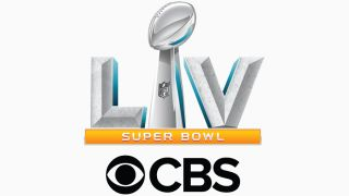 Super Bowl LV logo CBS Sports