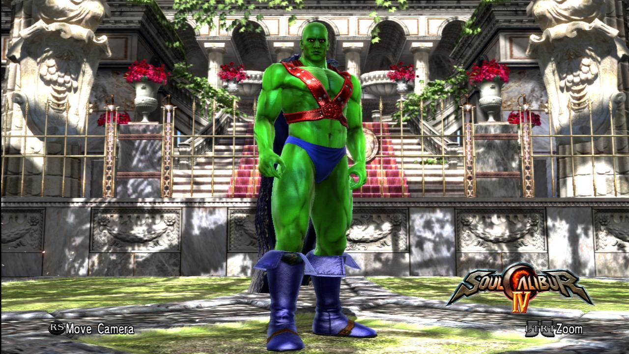 Soulcalibur IV character creation winners | GamesRadar+