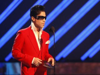 "To Prince, the internet (which you're currently on), is ""over."" Well, that's nice to know"