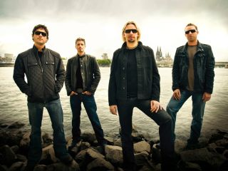 Nickelback does their drummer record to a click