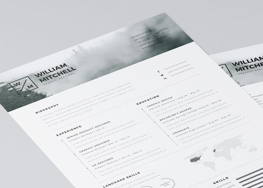 The Best Free Resume Templates Creative Bloq