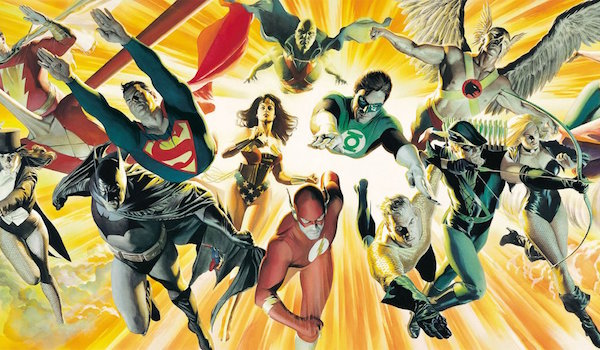 Could The Justice League Show Up On The Flash?