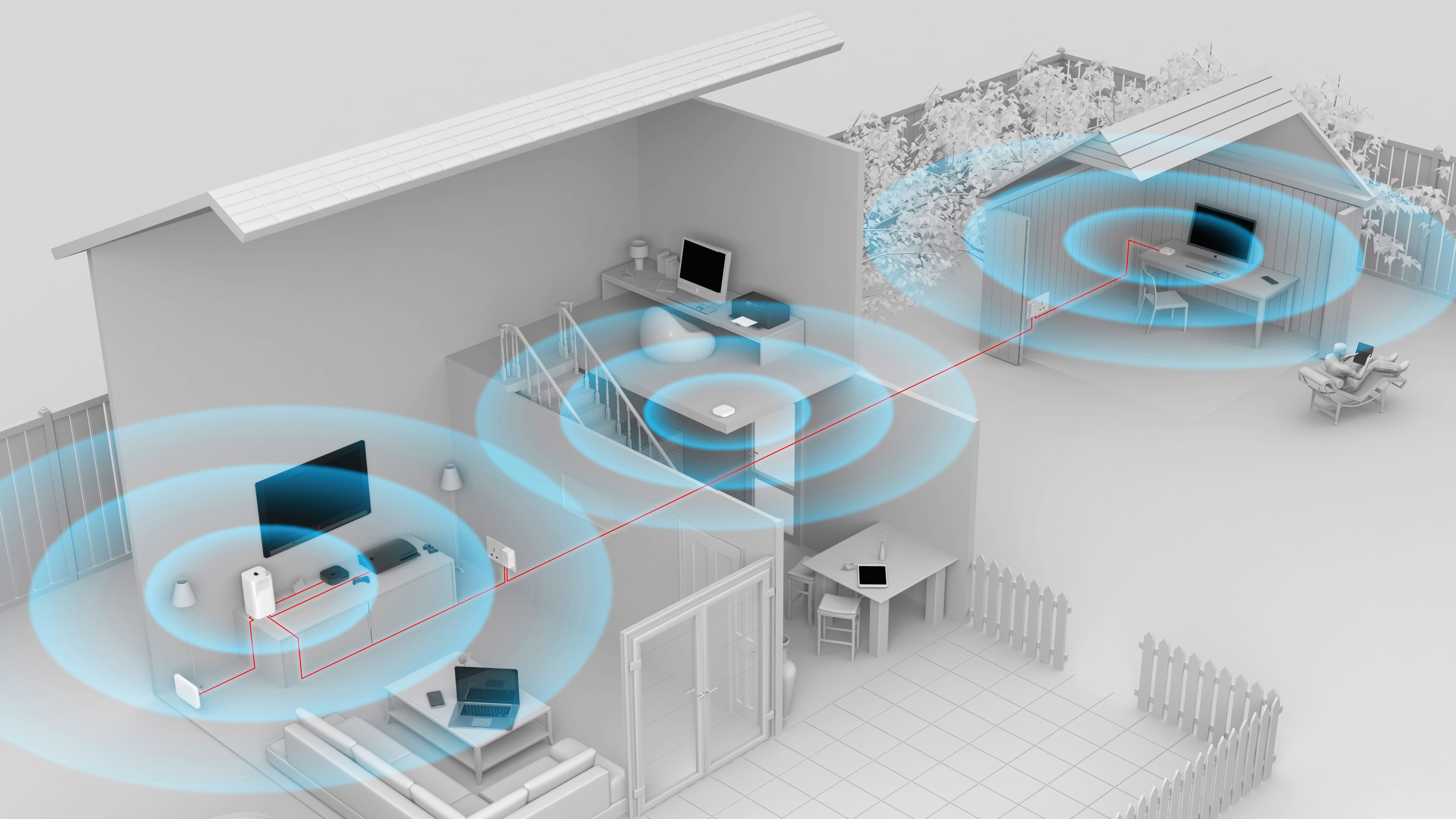 How to get super-fast Wi-Fi in every room | TechRadar