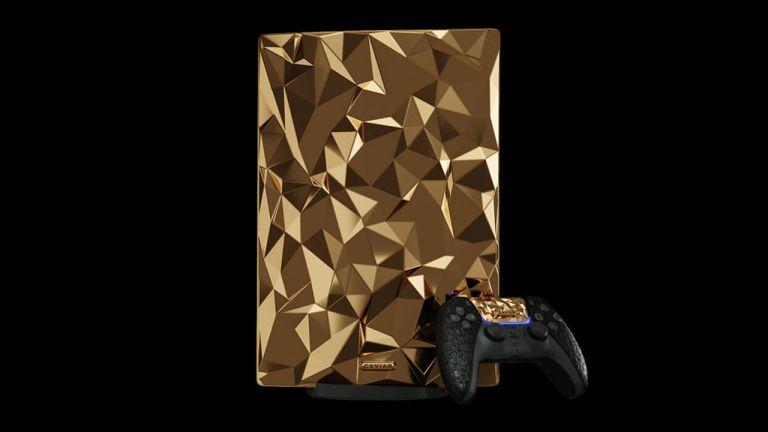 Golden Rock PS5