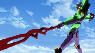 How to watch Evangelion: 3.0 + 1.01 Thrice Upon a Time online