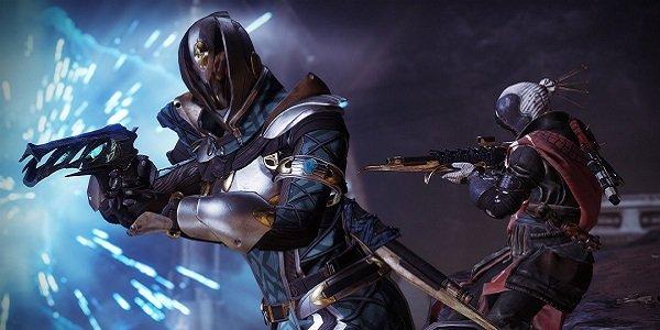 Guardians wage war in Destiny 2.