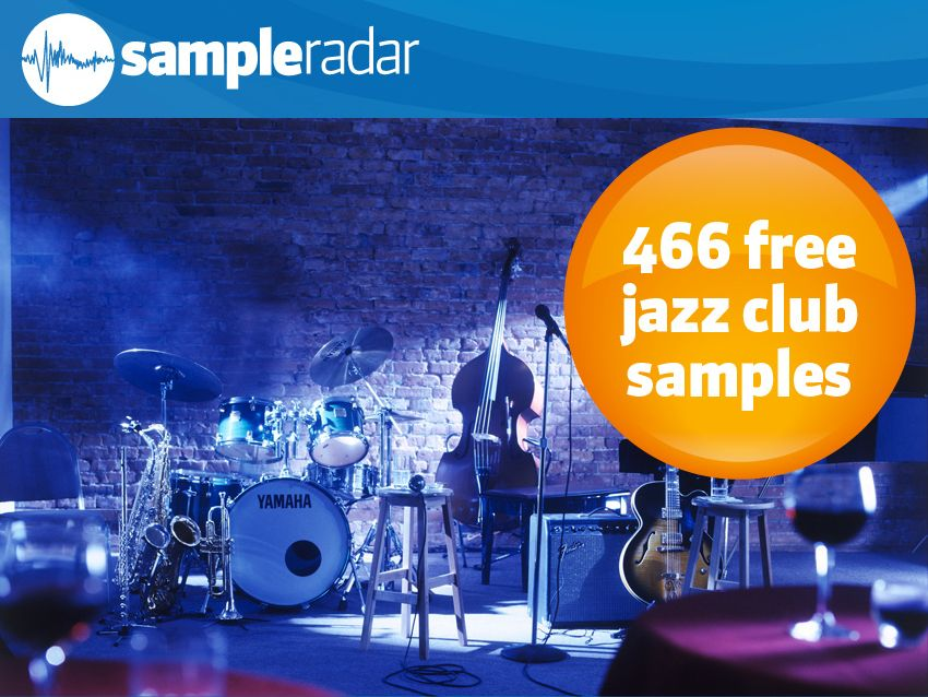 SampleRadar: 466 free jazz club samples | MusicRadar