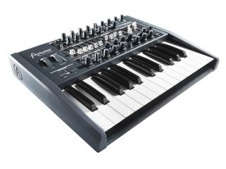 Even plug in lovers might be tempted by Arturia s affordable Minibrute analogue synth