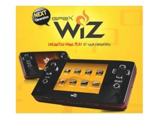 GP2X Wiz handheld console confirmed for March 2009 release