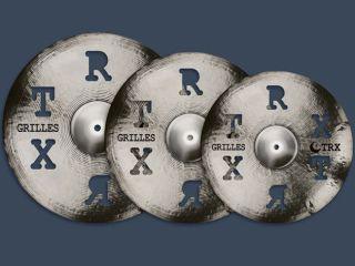 TRX Grilles cymbals