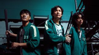 Park Hae-soo, Lee Jung-jae and Jung Ho-yeon star in Squid Game