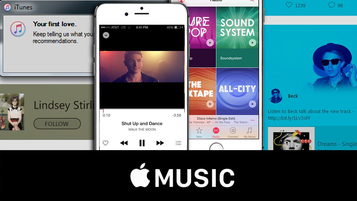 Apple Music hits the beat, plays to 6.5 million active subscribers