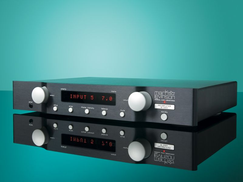 Mark Levinson No 326s Pre Amplifier Review Techradar