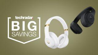 cheap noise cancelling headphones Beats Studio 3 deals sales price