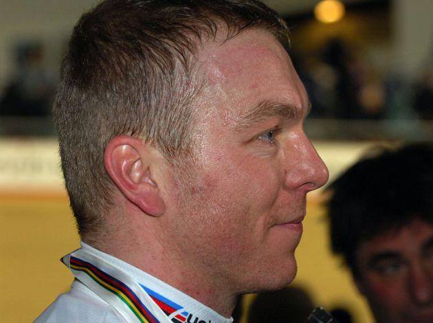 Chris Hoy headshot