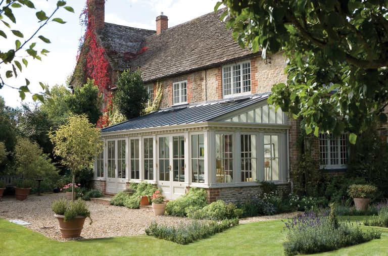 conservatory ideas on period home