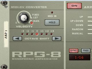 Reason s RPG 8 for all your arpeggiation requirements