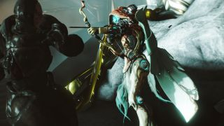 Warframe PC TheSecondDream Ivara 01