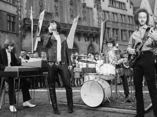 The Doors play Frankfurt Germany in 1968 44 years before The Year Of The Doors