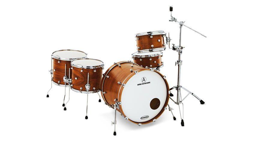 animal custom 2012 series kit review musicradar. Black Bedroom Furniture Sets. Home Design Ideas