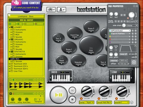 Does Beatstation end up appealing to no one in particular?