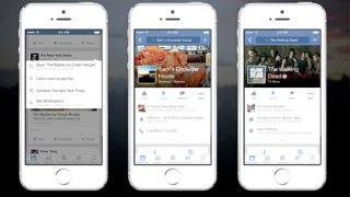 Facebook now allowing you to Save interesting News Feed links for later