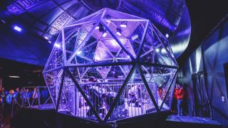 Under the Dome how The Crystal Maze was built for a new generation