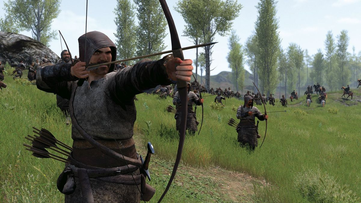 Protect your precious butter with this Bannerlord mod that lets you form anti-bandit patrols