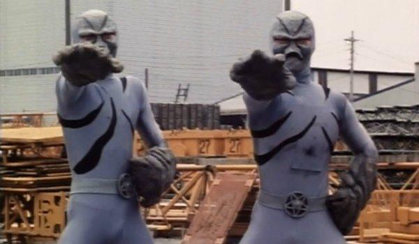 Power Rangers Putties