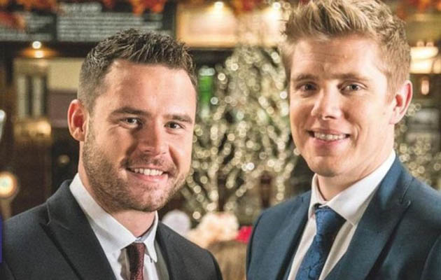 Robron together at last