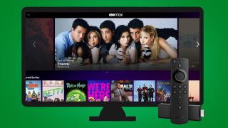 HBO Max on Amazon Fire Stick