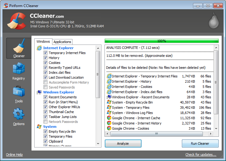 best completely free computer cleaner