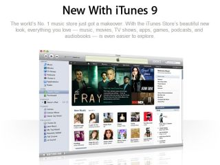 iTunes adds home sharing and LP multimedia audio purchases