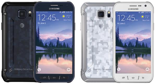 super popular bcb80 0760f Samsung Galaxy S6 Active toughens up, repels fluids | T3