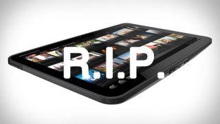 Motorola Xoom dead
