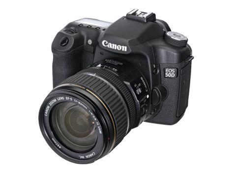Canon EOS 50D review | TechRadar
