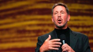Larry Ellison Oracle Micros Systems M A