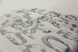 Amazing 3D typography - you won't believe your eyes