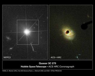 Astronomers Untangle Black Hole Radiation