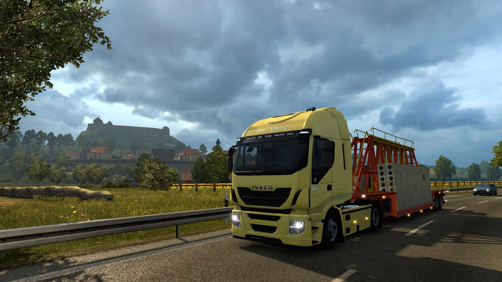 Euro Truck Simulator 2 is expanding with new cities | PC Gamer