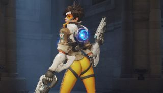What what Tracer butt