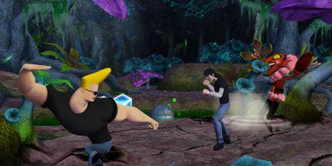 Cartoon Network Punch Time Explosion Xl Review Gamesradar