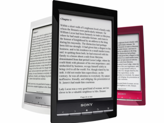 New 6 inch Sony Reader announced