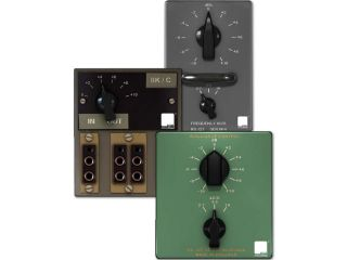 The Brilliance Pack contains three vintage EQs