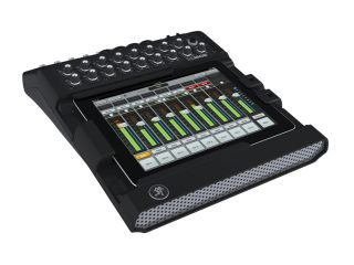 With the Mackie DL1608 you can mix from anywhere in the venue.