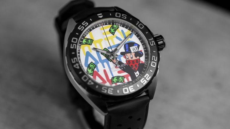 TAG Heuer launches two bold new models with Art Provocateur Alec Monopoly